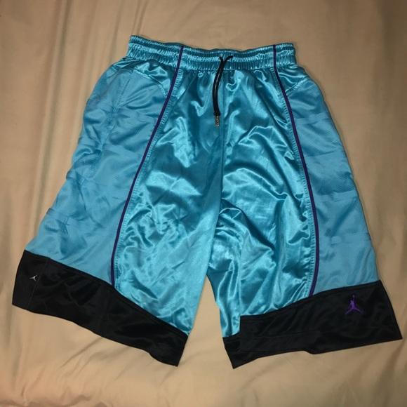 67a2a431e94 Air Jordan Shorts | L Jordan Gamma Blue 11 | Poshmark